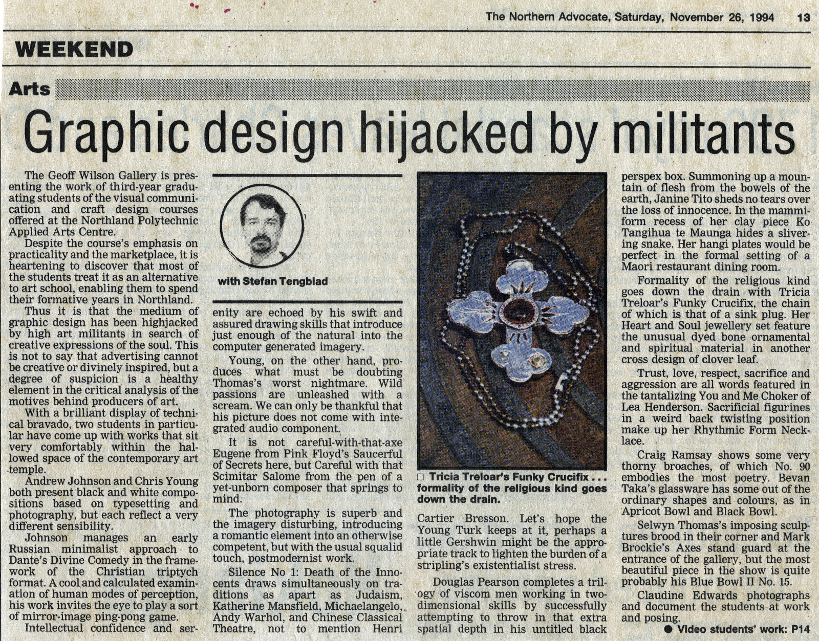 Graphic Design Hijacked by Militants